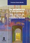 DE MEMORIA Y FICCIONES