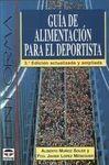 GUIA DE ALIMENTACIÓN PARA EL DEPORTISTA