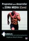PROGRAMAS PARA DESARROLLAR LA ZONA MEDIA (CORE)