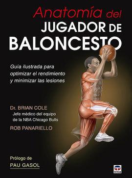 ANATOMÍA DEL JUGADOR DE BALONCESTO