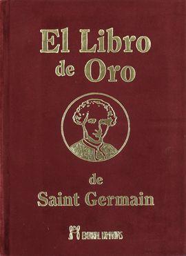 LIBRO DE ORO SAINT GERMAIN-TERCI