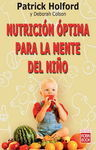 NUTRICIÓN ÓPTIMA PARA LA MENTE DEL NIÑO