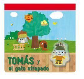 TOMAS Y EL GATO ATRAPADO