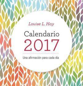 CALENDARIO LOUISE HAY 2017