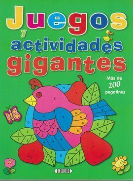 ACTIVIDADES GIGANTES