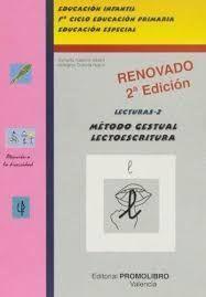 METODO GESTUAL LECTOESCRITURA LECTURAS 2
