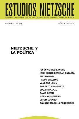 ESTUDIOS NIETZSCHE Nº15