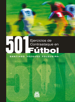 501 EJERCICIOS DE CONTRAATAQUE EN FÚTBOL
