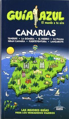 GUIA AZUL CANARIAS