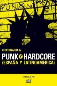 DICCIONARIO DE PUNK Y HARDCORE