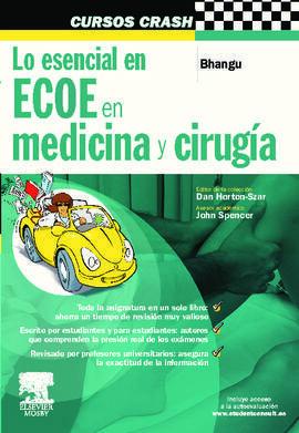 LO ESENCIAL EN ECOE EN MEDICINA Y CIRUGIA