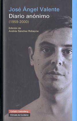 DIARIO ANÓNIMO (1959-2000)