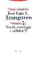 MORAL, SOCIOLOGÍA Y POLÍTICA II
