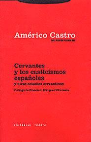 EL PENSAMIENTO DE CERVANTES Y OTROS ESTUDIOS CERVANTICOS