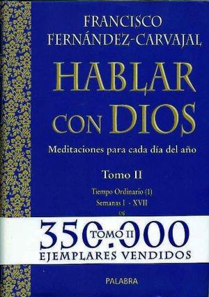 HABLAR CON DIOS TOMO II
