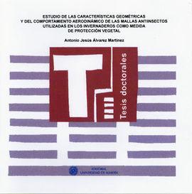 ESTUDIO DE LAS CARACTERÍSTICAS GEOMÉTRICAS Y DEL COMPORTAMIENTO AERODINÁMICO DE