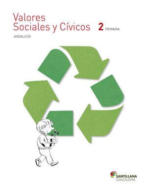 VALORES SOCIAL Y CIVICOS 2