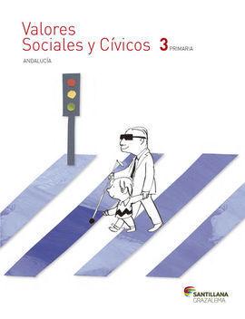 VALORES SOCIAL Y CIVICOS 3ºPRIMARIA