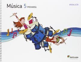 MUSICA 5 + CD AUDICIONES