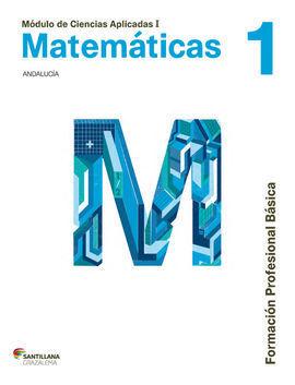 CIENCIAS APLICADAS I MATEMATICAS 1 FORMACION PROFESIONAL BASICA