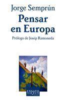 PENSAR EN EUROPA