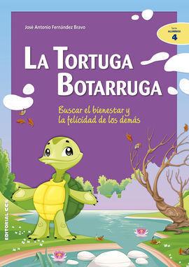 LA TORTUGA BOTARRUGA