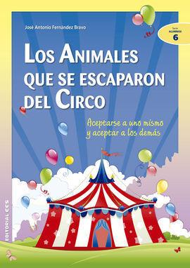 LOS ANIMALES QUE SE ESCAPARON DEL CIRCO