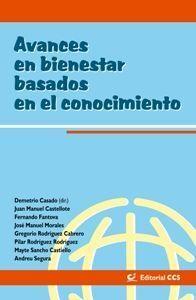 AVANCES EN BIENESTAR BASADOS EN EL CONOCIMIENTO