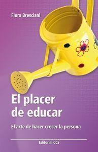 EL PLACER DE EDUCAR