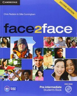 FACE 2 FACE PRE INTERMEDIATE  STUDENT'S BOOK WITH DVD-ROM AND HANDBOOK 2ND EDITION 2013