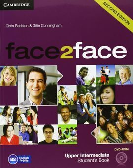 FACE 2 FACE UPPER INTERMEDIATE  STUDENT'S BOOK WITH DVD-ROM AND HANDBOOK 2ND EDITION 2013