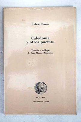 CALEDONIA Y OTROS POEMAS
