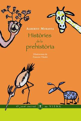 HISTORIES DE LA PREHISTORIA