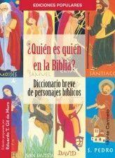 QUIÉN ES QUIÉN EN LA BIBLIA?