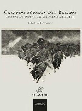 CAZANDO BÚFALOS CON BOLAÑO