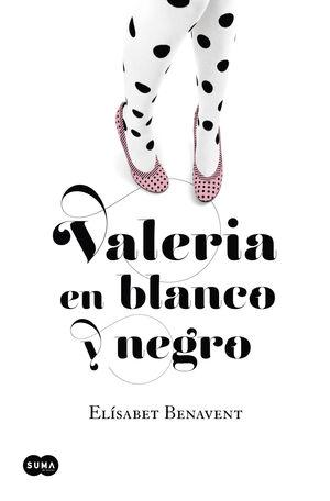 VALERIA EN BLANCO Y NEGRO III