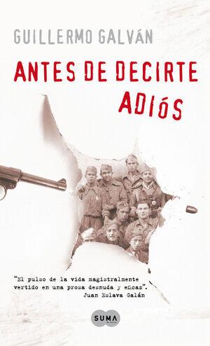 ANTES DE DECIRTE ADIOS (DIGITAL)