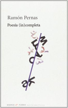 POESÍA (IN)COMPLETA