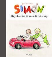 SIMÓN. HOY DUERMO EN CASA DE MI AMIGO