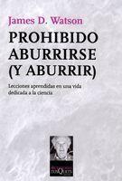 PROHIBIDO ABURRIRSE (Y ABURRIR)