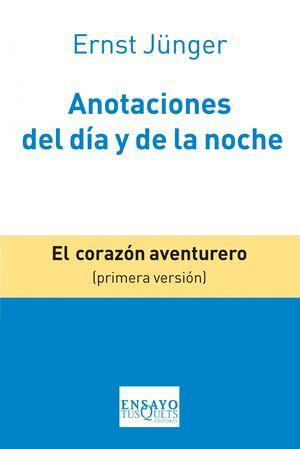 ANOTACIONES DEL DIA Y DE LA NOCHE
