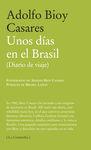 UNOS DÍAS EN BRASIL