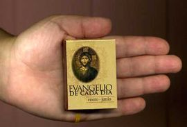 EVANGELIO DE CADA DIA JULIO-DICIEMBRE (BONSAI)