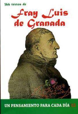 FRAY LUIS DE GRANADA-UN PENSAMIENTO PARA CADA DIA