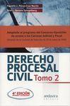 DERECHO PROCESAL CIVIL, II