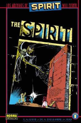 LOS ARCHIVOS DE THE SPIRIT VOL. 1