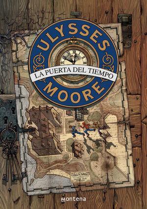 LA PUERTA DEL TIEMPO (SERIE ULYSSES MOORE 1)