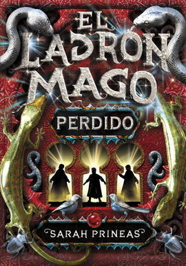 EL LADRÓN MAGO. PERDIDO
