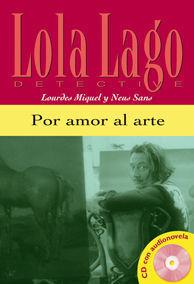 POR AMOR AL ARTE + CD