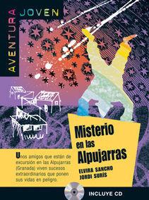 MISTERIO EN LAS ALPUJARRAS + CD